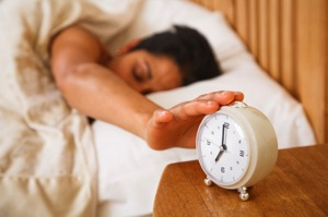 Hard Time Recovering From Daylight Saving Time?